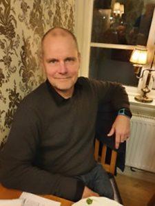 Mats Edholm trännare